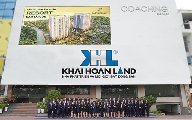 Khải Hoàn Land gia nhập top doanh nghiệp niêm yết tiềm năng trên thị trường