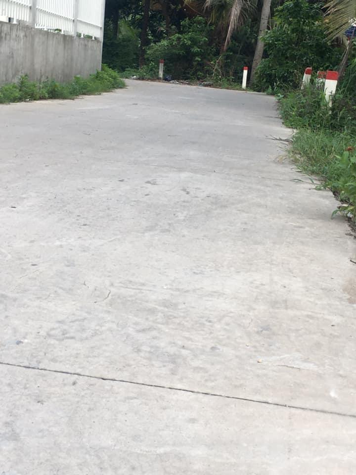 343m mặt tiền đường Ba Thiện,Phước Thạnh,Mỹ Tho,TG