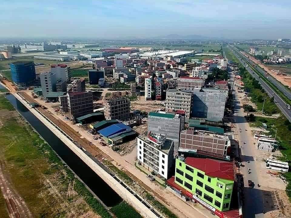 Bán vài lô đất KCN Quang Châu Việt Yên Bắc Giang