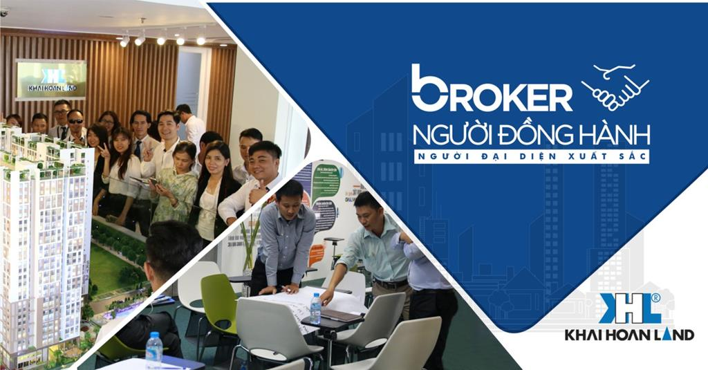 Cuộc thi Broker người đồng hành