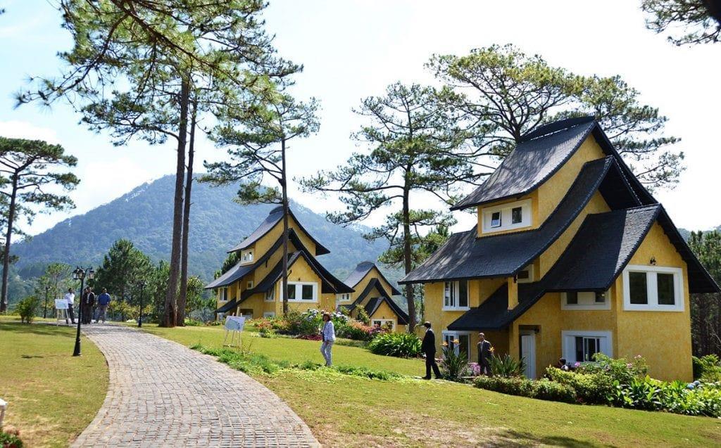 Du lịch hướng núi – Xu hướng mới của bất động sản nghỉ dưỡng